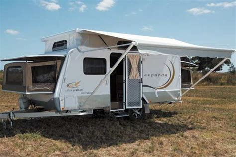 roll out awning for cervan caravan awnings for sale in archerfield brisbane qld caravan dealers truelocal