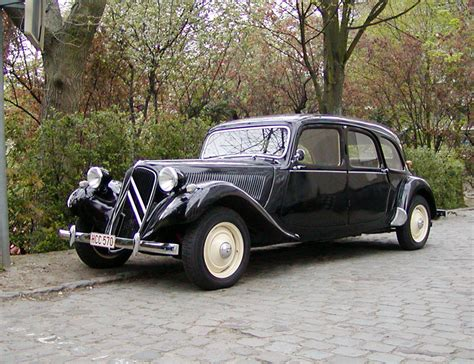 Citroen Traction Avant by Citro 235 N Traction Avant Alfa Romeo Forum