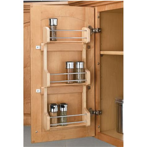 spice rack cabinet insert rev a shelf spice racks and spice inserts