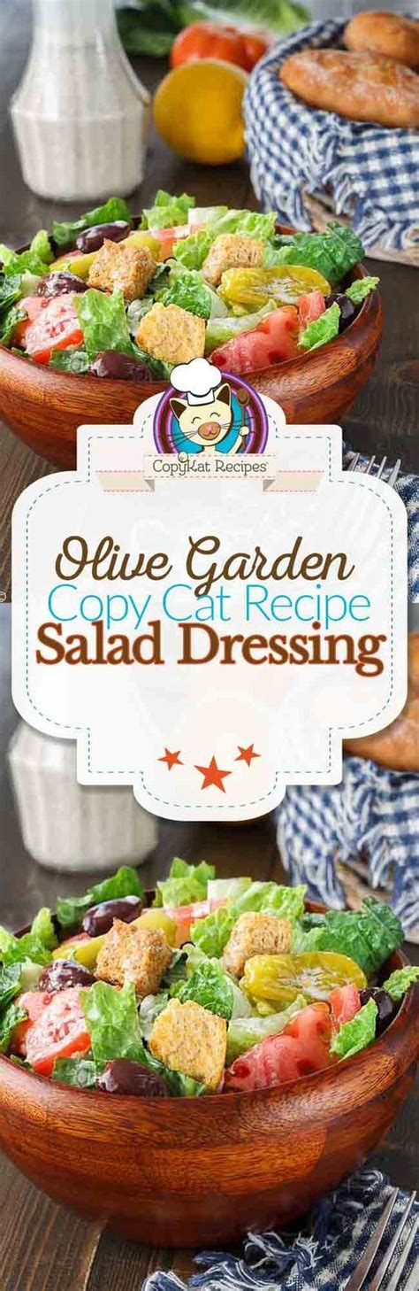 Is Olive Garden Dressing Gluten Free by Olive Garden Salad Dressing Recipe Olive Garden Salad