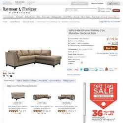 kathy ireland wellsley sectional apartment decor pearltrees