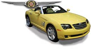Chrysler Crossfire Aftermarket Parts Chrysler Crossfire Accessories Car Parts