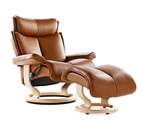 Most Comfortable Recliner Stressless Magic Swivel Recliners Wharfside Furniture Uk