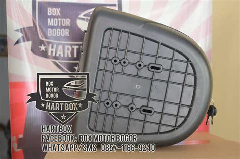 jual box motor kmi 201 hitam hartbox