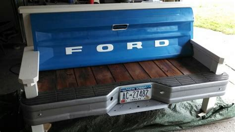 truck tailgate bench 28 best shop bathroom ideas images on pinterest checklist template bathroom ideas