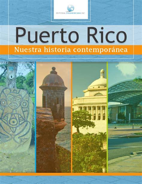 palinuro los pueblos del libro puerto rico nuestra historia contempor 225 nea 10mo by editorial panamericana inc issuu
