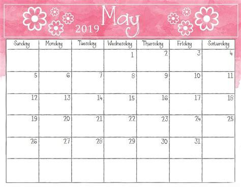 watercolor   desk calendar   maycalendar maycalendar deskc