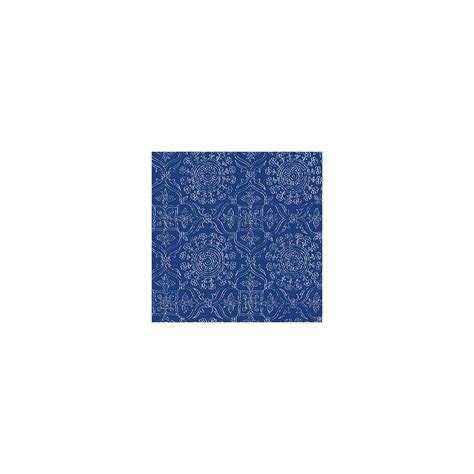 nuwallpaper blue byzantine peel and stick wallpaper sle nuwallpaper 30 75 sq ft byzantine peel and stick