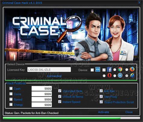 download game criminal case mod cheat got game cheats com criminal case hack 2015 ios pc