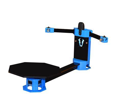 3d scanner with cowtech standard ciclop 3d scanner 3d printers bay