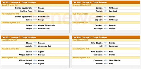 can 2015 voici le calendrier afriyelba