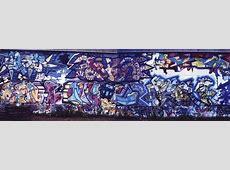 Siko Ortner / Graffitikünstler / Sprühlack auf Wand ... Mac