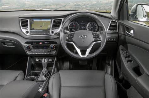 Hyundai Tucson Review (2017)   Autocar