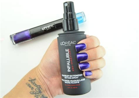 diy setting spray philippines l oreal infallible makeup setting spray review mugeek