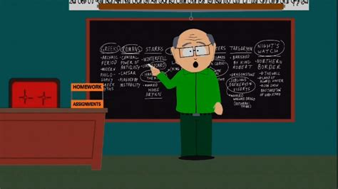 m shyamalan door gif by south park find south park s mr garrison teaches us the history of of