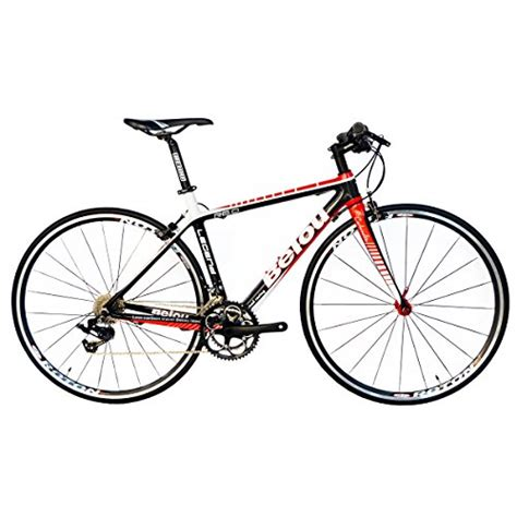 Comfort Road Bike by Beiou 174 Carbon Comfortable Bicycles 700c Road Bike 2015