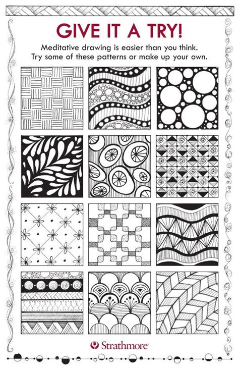 Pattern Drawing Worksheet | pinterest ein katalog unendlich vieler ideen