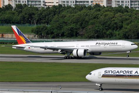 philippine airlines boeing 777 flights file boeing 777 36ner philippine airlines jp7516437 jpg