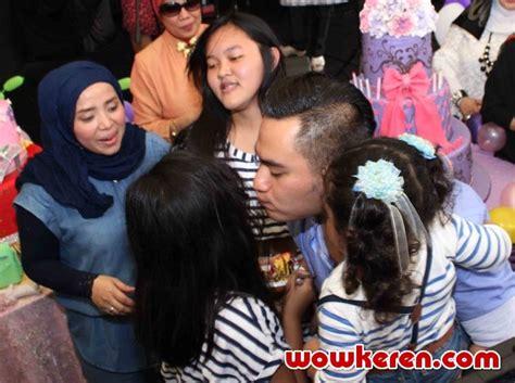 Audy Top Ori Syakia foto pesta ulang tahun anak nassar muzdalifah foto 37