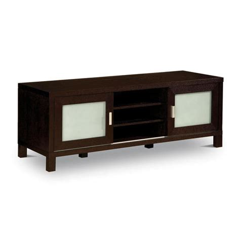 glass doors for entertainment center solid wood entertainment center w frosted glass pane