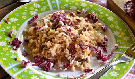 cucina veneta ricette risotto al radicchio un classico della cucina veneta