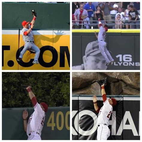 mike trout robs home runs from some of the greatest