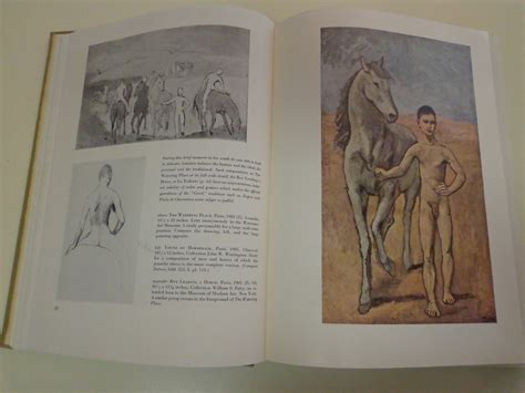 picasso history picasso fifty years of his 1946 moma exhibit book