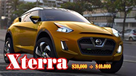 2020 Nissan Xterra by 2020 Nissan Xterra Pro 4x 2020 Nissan Xterra Road