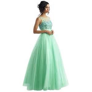 aliexpress com buy 2016 long mint green prom dresses