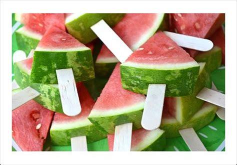 Obst Dekorativ Anrichten by Das Auge Isst Mit 27 Ideen F 252 R Kreatives Kinder Essen