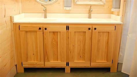 build  bathroom vanity woodworking diy youtube