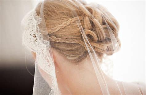 romantic hairstyles braids wedding hairstyle romantic bridal bun braids onewed com
