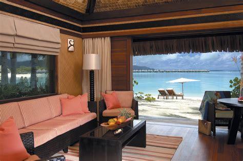 bora bora rooms the st regis bora bora luxury and in paradise swain destinations travel