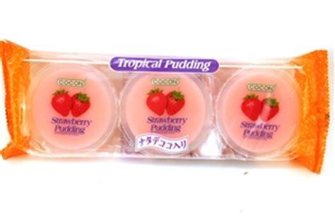 Cocon Mini Nata Konyaku Pudding cocon tropical pudding strawberry pudding with nata de