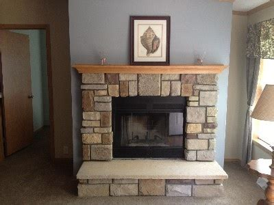 Raised Hearth Fireplaces by Fireplace With Raised Hearth S New House