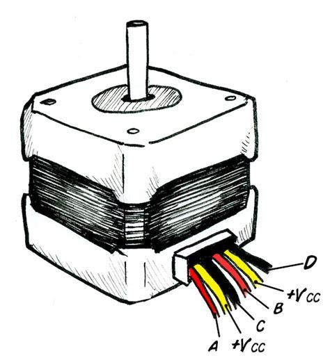 3d printer arduino stepper motor wiring diagram arduino