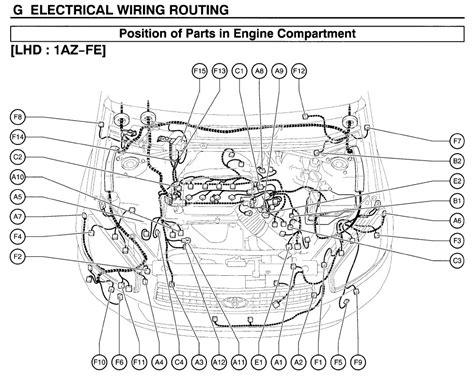 2003 toyota rav4 diagram 2003 toyota rav4 oem parts