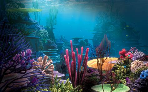 free wallpaper underwater wip underwater scene cc