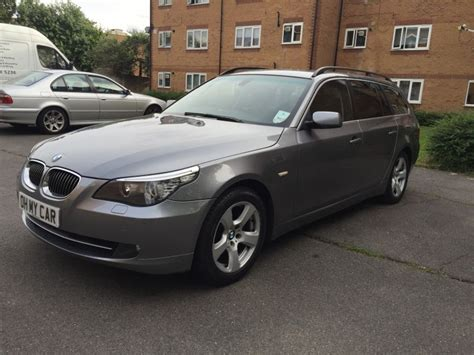 bmw 525 estate 2009 bmw 5 series 3 0 525d business edition touring 5dr