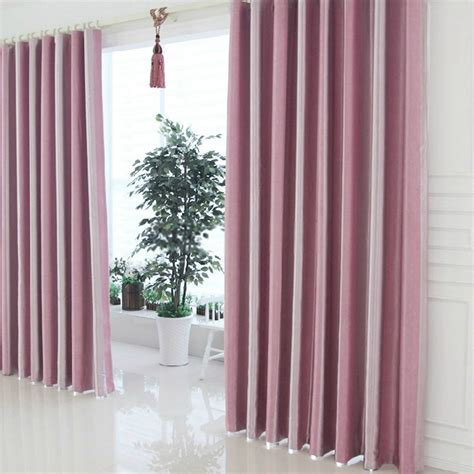 wide stripe curtains blackout striped jacquard nice wide striped curtains