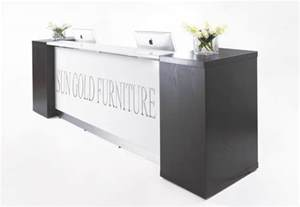 Small Reception Desk Wooden Furniture Office Counter Table Design Small Reception Desk Sz Rtt001 Buy Office
