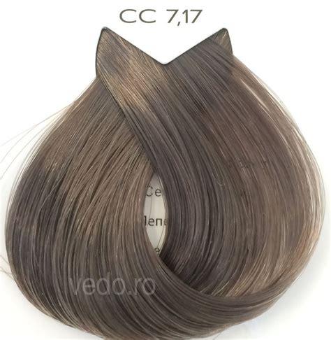 majirel coloration cool cover l oreal majirel cool cover cool bronze 7 17 blond mediu cenusiu maro 50 ml tintes de