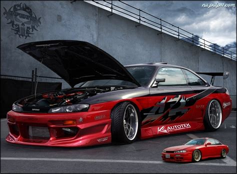 nissan tuner cars nissan 200sx tuning diely