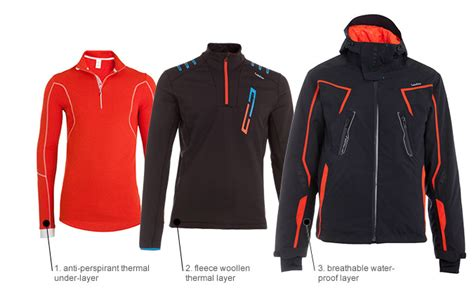 the right clothing for all your winter sports needs wedze