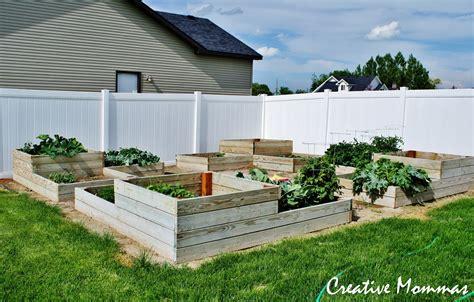 tiered raised garden bed creative mommas diy tiered raised garden beds