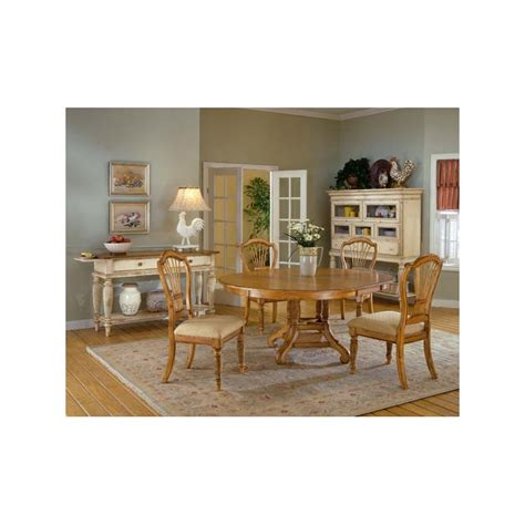 Furniture Stores Lima Ohio by Wilshire 5pc Antique Oak Dining Set Buckeye Furniture