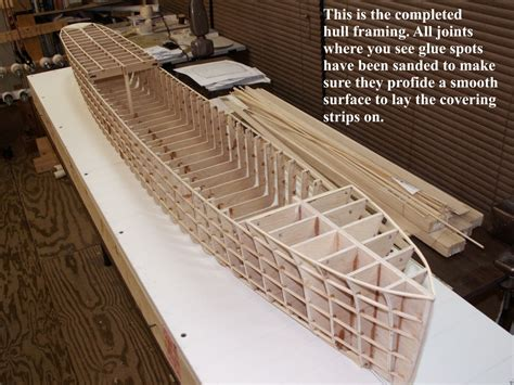 model boat hull construction basic hull construction for radio controlled ship models