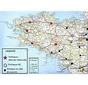 Voici La Carte Des Portiques &233cotaxe En Bretagne