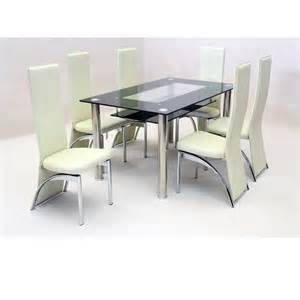 Cheap Black Dining Table And Chairs Dining Chairs Cheap Black Glass Top Dining Table Black Glass Dining Table And Chairs Dining