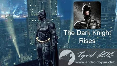 The Dark Knight Rises Mod Game For Android | the dark knight rises oyunu y 246 netilen